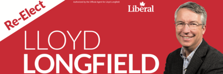 Re-Elect Lloyd Longfield